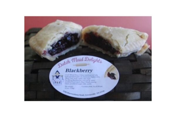 Blackberry Fried Pie