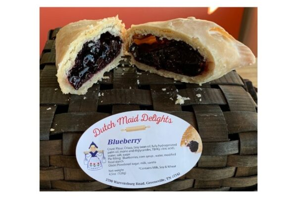 Blueberry Fried Pie