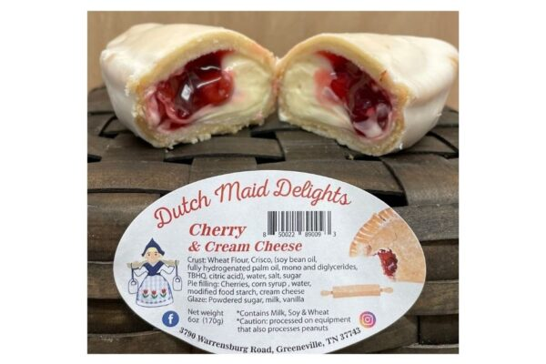 Cherry & Cream Cheese Fried Pie