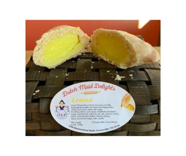Lemon Fried Pie