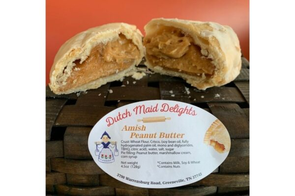 Amish Peanut Butter Fried Pie