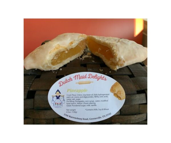 Pineapple Fried Pie
