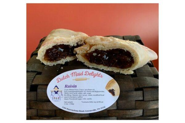 Raisin Fried Pie