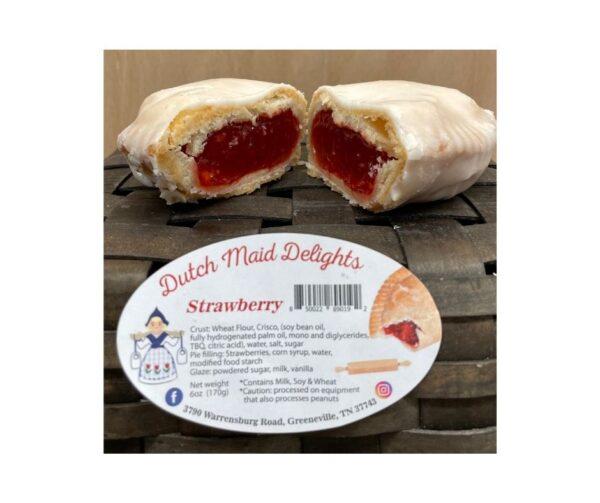 Strawberry Fried Pie